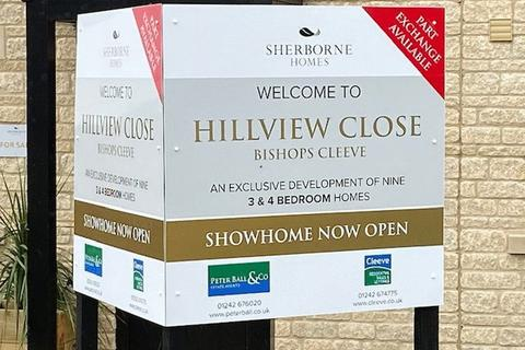 4 bedroom terraced house for sale - Hillview Close, Bishops Cleeve