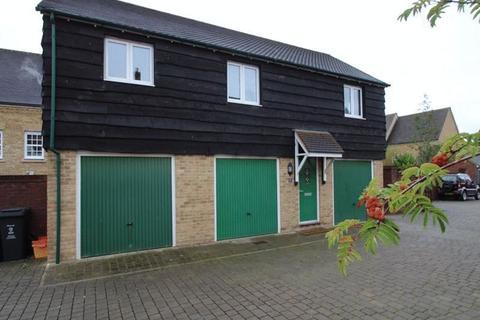 1 bedroom coach house for sale - Brentfore Street, Wichelstowe, Swindon