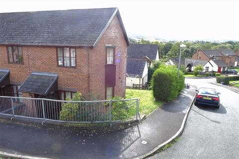 1 bedroom semi-detached house for sale - 14, Campion Close, Llanllwchaiarn, Newtown, Powys, SY16