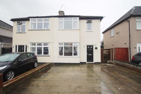 3 bedroom semi-detached house for sale - Wilfred Avenue, Rainham, RM13