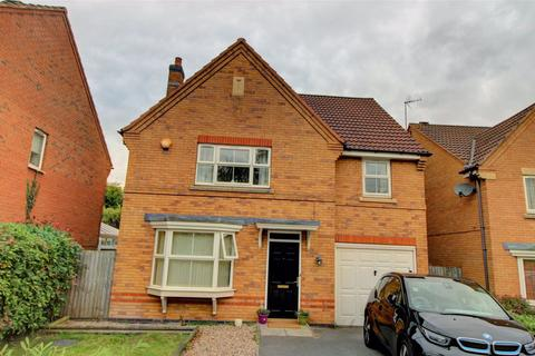4 bedroom detached house to rent - Kinchley Close, Bradgate Heights LE3