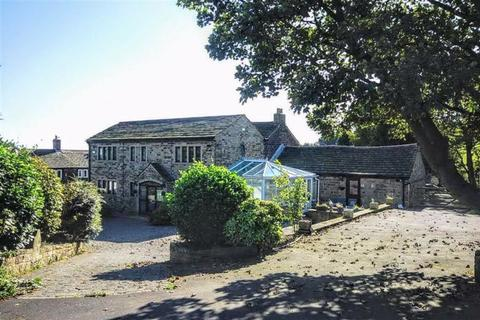 5 bedroom detached house for sale - Hollin Hall Lane, Upper Hopton, Mirfield, WF14