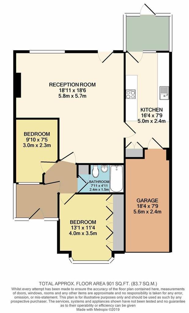 Floorplan: Floor Plan    Langford Road EN4 9 DU .JPG