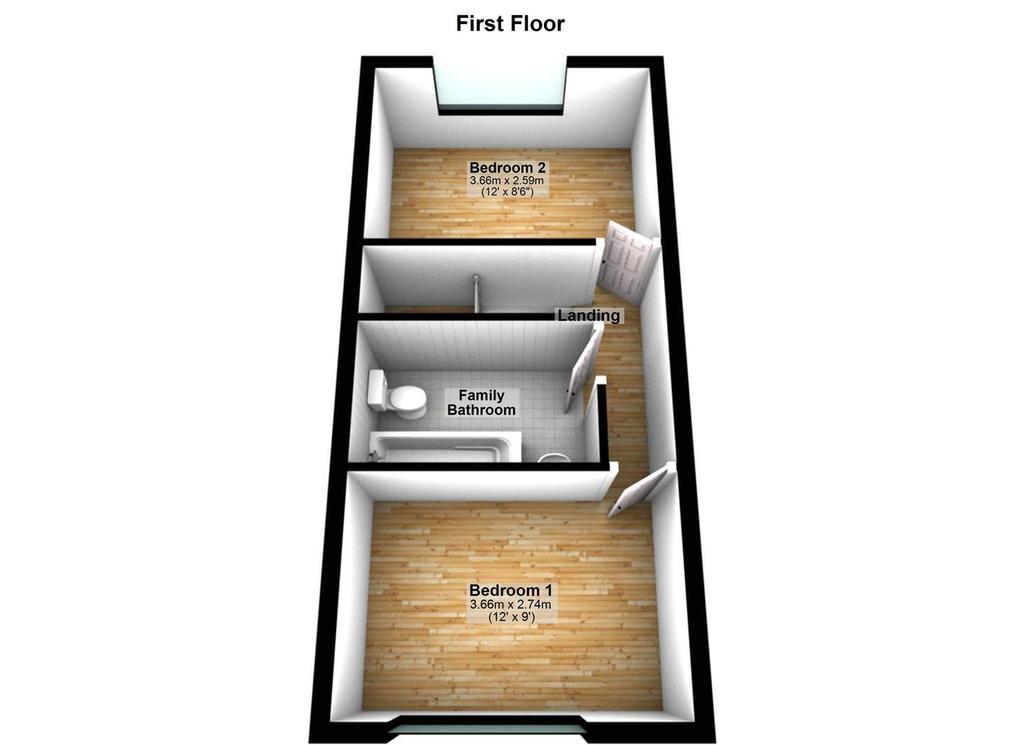 Floorplan 2 of 2: 7 Heron Drive, Luton   Floor 1.jpg