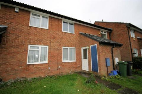 2 bedroom terraced house to rent - Bushmead
