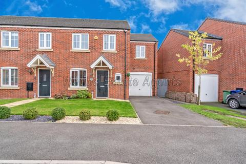 3 bedroom end of terrace house for sale - Wilton Close, Cannock