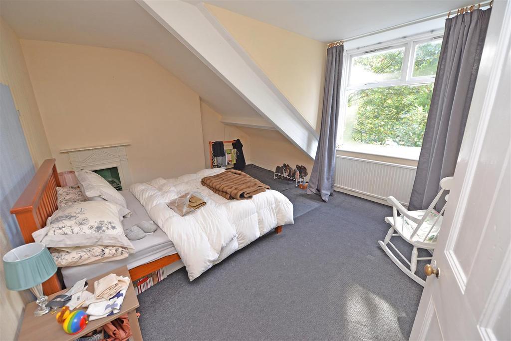 Attic bedroom one