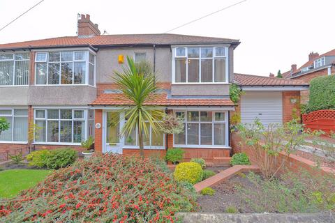 4 bedroom semi-detached house for sale - Gainsford Avenue, Low Fell