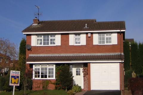 4 bedroom detached house to rent - Blenheim Way, Milking Bank, Dudley