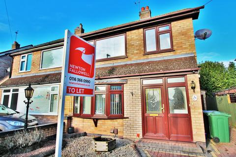 3 bedroom semi-detached house to rent - Rockhill Drive, Mountsorrel, Loughborough