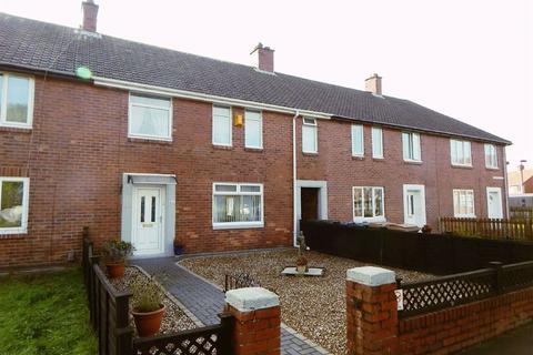 3 bedroom terraced house for sale - Melrose Gardens, Howdon, Wallsend, NE28