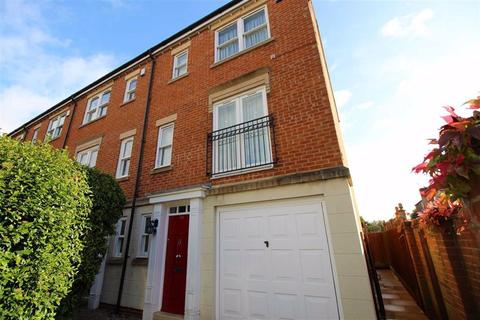 3 bedroom end of terrace house for sale - St Nicholas Place, Derby