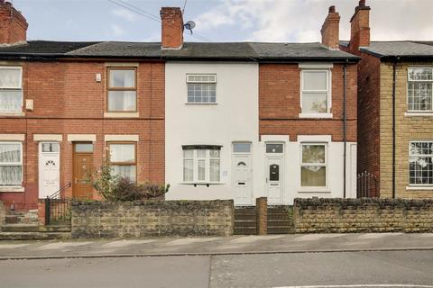 3 bedroom terraced house for sale - Bobbers Mill Road, Bobbers Mill, Nottinghamshire, NG7 5JS