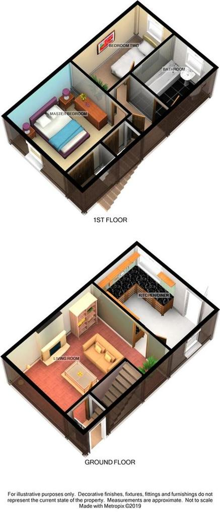 Floorplan 2 of 2: 3 dfp
