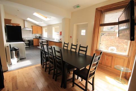 8 bedroom terraced house to rent - Manor House Road, Jesmond