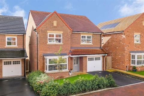 4 bedroom detached house for sale - Moorlands Fold, Harrogate, North Yorkshire