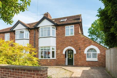 4 bedroom semi-detached house for sale - North of Summertown