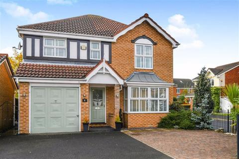 4 bedroom detached house for sale - Sovereign Way, Kingswood, Hull, HU7