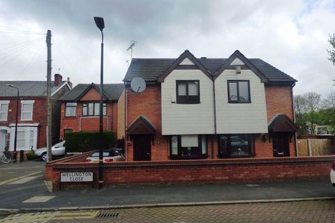 2 bedroom semi-detached house to rent - Wellington Close, Sale, M33 7BJ