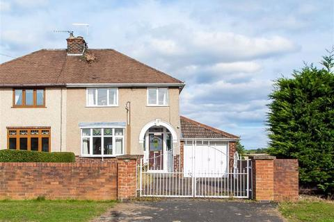 3 bedroom semi-detached house for sale - Little Morton Road, North Wingfield, Chesterfield, S42