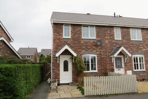 2 bedroom terraced house to rent - Cae Haidd, Llanymynech, Powys, SY22 6FA