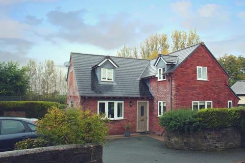 3 bedroom detached house for sale - Marche Lane, Halfway House, Shrewsbury, SY5 9DE