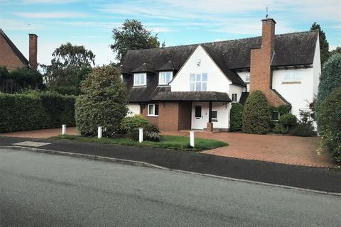4 bedroom detached house to rent - Newick Avenue, Little Aston, Sutton Coldfield, B74 3DA