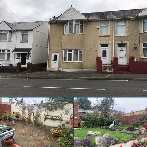3 bedroom semi-detached house for sale - Chemical Road, Morriston, Swansea