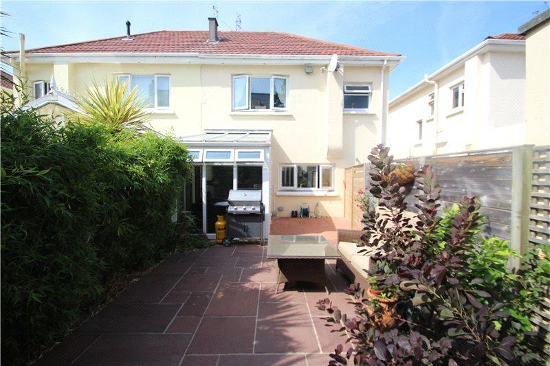 3 Bedrooms Semi Detached House for sale in Millais Park, Mont Millais, St. Helier, Jersey, JE2