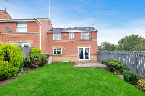 2 bedroom townhouse for sale - Bright Meadow, Halfway, Sheffield, S20 4SY