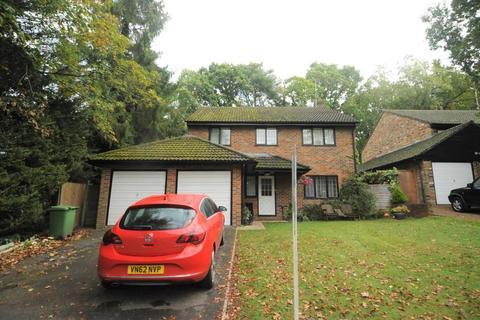 4 bedroom detached house to rent - Camberley