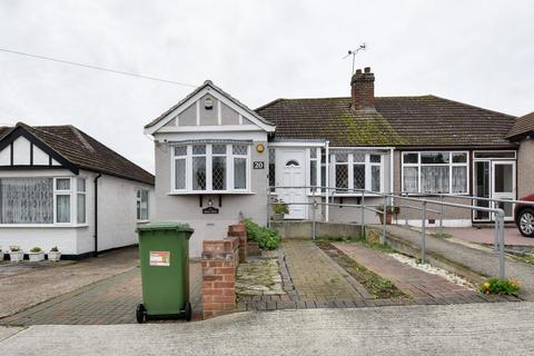 3 bedroom semi-detached bungalow for sale - David Drive, Harold Wood, Romford, RM3