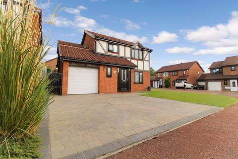 3 bedroom detached house for sale - Queensbury Drive, North Walbottle, Newcastle upon Tyne, Tyne and Wear, NE15 9XF