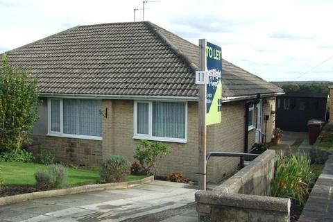 2 bedroom bungalow to rent - 11 Highfield Crecent, Overton, Wakefield , WF4 4QZ