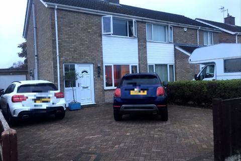 3 bedroom semi-detached house to rent - Bradbury Avenue, , Lincoln, LN5 9AP