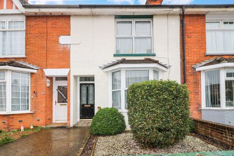 3 bedroom terraced house for sale - Canterbury Road , South Willesborough, Ashford, TN24 0BN