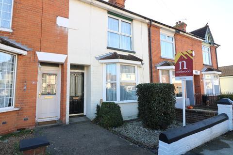 3 bedroom terraced house for sale - Canterbury Road , South Willesborough, Ashford, TN24 0BN