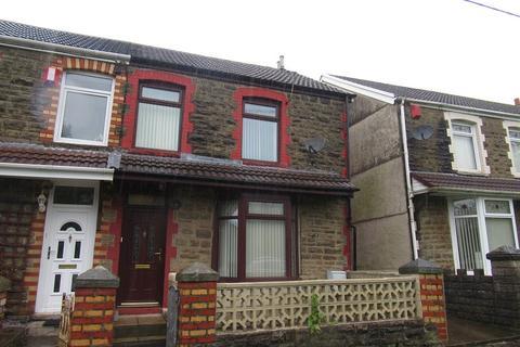 4 bedroom end of terrace house for sale - Station Terrace, Maesteg, Bridgend. CF34 0HR