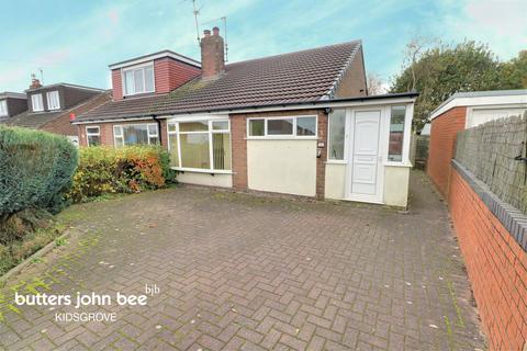 2 bedroom semi-detached bungalow for sale - Lichfield Road, Talke