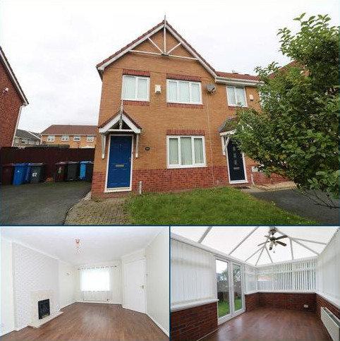3 bedroom semi-detached house to rent - Horseshoe Drive, Liverpool