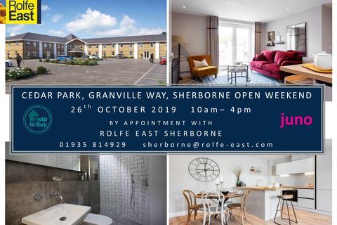 1 bedroom flat for sale - Cedar Park, Granville Way, SHERBORNE, Dorset, DT9