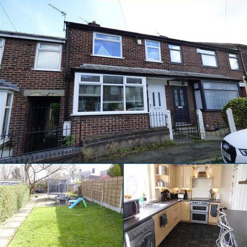 2 bedroom townhouse to rent - Answell Avenue, Crumpsall, Manchester, M8