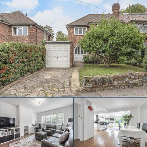 3 bedroom semi-detached house for sale - South Hill Road, Bromley