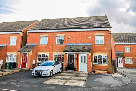 3 bedroom townhouse for sale - Harwood Drive, Mulberry Park, Houghton le Spring, Tyne and Wear, DH4 5NY