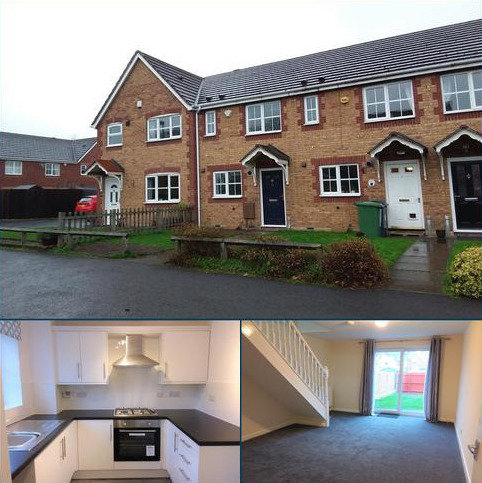 2 bedroom terraced house to rent - commonside ST16
