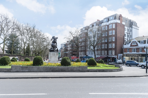 1 bedroom apartment to rent - Strathmore Court, 143 Park Road, London, NW8