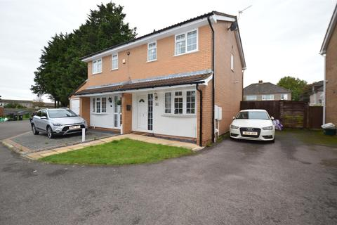 3 bedroom semi-detached house for sale - Longs Drive, BS37 5XR