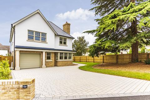 4 bedroom detached house for sale - Canford Cliffs Avenue, Lower Parkstone, Poole, Dorset BH14