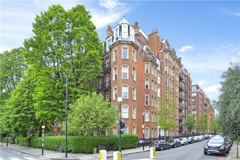 4 Bedrooms Flat for sale in Oakwood Court, Kensington, London, W14