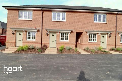 2 bedroom terraced house for sale - Tarragon Close, Derby